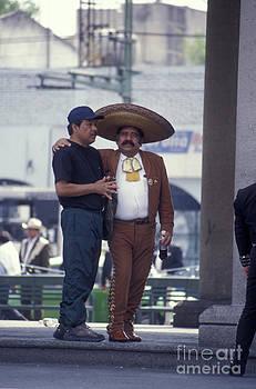 John  Mitchell - MEXICO CITY MARIACHI AND FRIEND