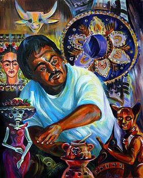 Anna  Duyunova - Mexico.Art Sale