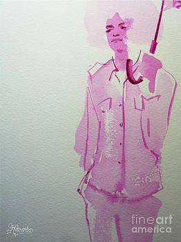 Michael Jackson - shiny day by Hitomi Osanai