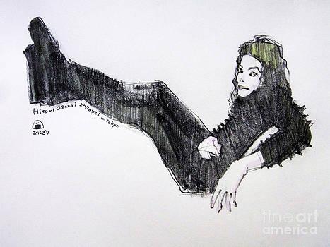 Michael Jackson - Turn it on by Hitomi Osanai