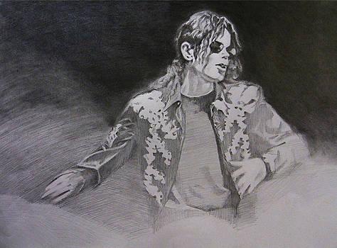 Michael Jackson - You make me feel by Hitomi Osanai