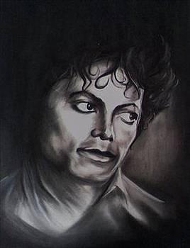 Michael Jackson by Morgan Greganti