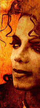 Michael Jackson Portrait by Susan  Solak