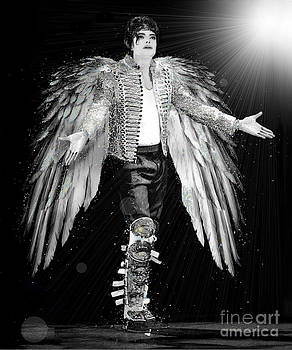 Michael King of Angels by Karine Percheron-Daniels
