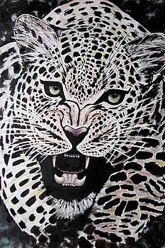 Mighty Leopard by Denise Wilkins