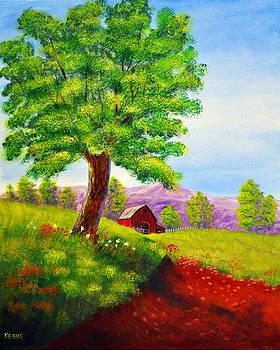 Mighty Tree by Jeanette Keene