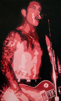 Mike Ness by Marco Machatschke