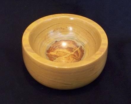 Mini-Sun-Bowl by Jason Nelson