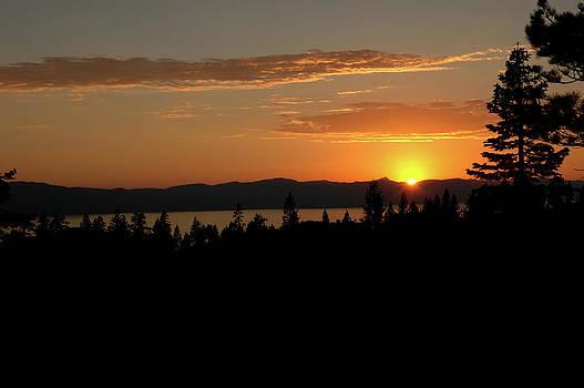 LeeAnn McLaneGoetz McLaneGoetzStudioLLCcom - Minutes Till Sunset Lake Tahoe