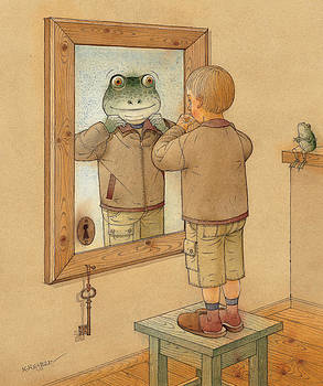 Kestutis Kasparavicius - Mirror