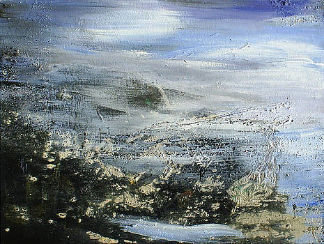 Mist on Water by Tanya Byrd
