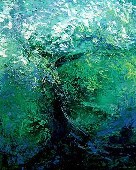 Mistery of Spring by Nelya Shenklyarska