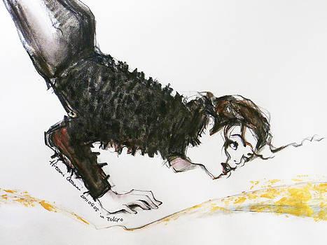 MJ Ridiculous Spring by Hitomi Osanai
