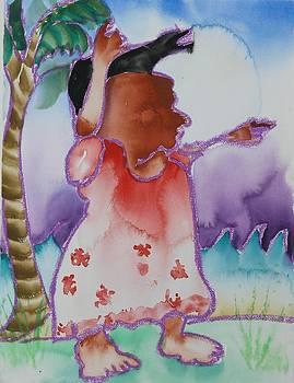 Moki Hula by Peggy Mars