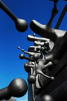 Molecules in the Sky by Alexandra-Flaminia Boc