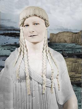 Mona Lisa  by Karine Percheron-Daniels