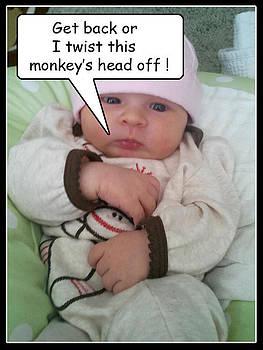 Steve Sperry - Monkey in Jeopardy
