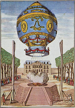Science Source - Montgolfier Hot Air Balloon