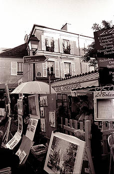 Kathy Yates - Montmartre 2