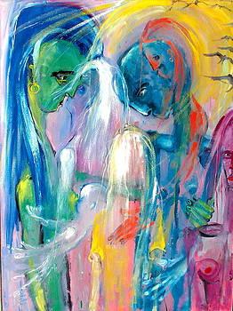 Mood Dream by Kenneth Agnello