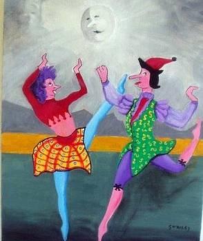 Moomlight Dance by John Sowley