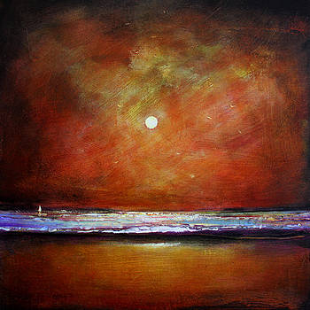 Moon Glow by Toni Grote