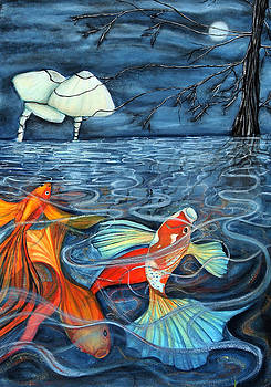 Moonlight Rendezvous by Lesley Smitheringale