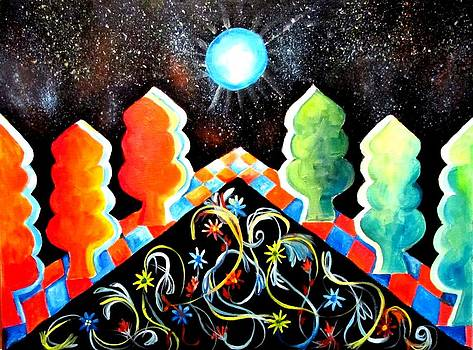 Moonshines by Carol Allen Anfinsen