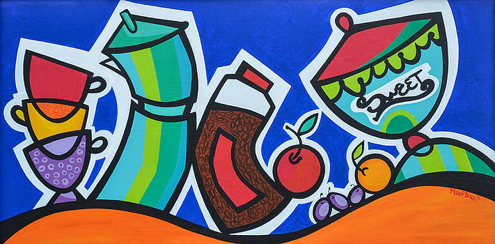 Morning Energy by Mary Tere Perez