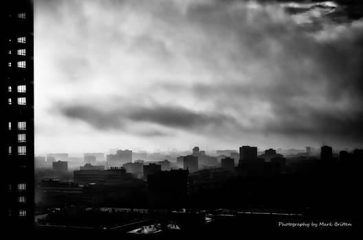 Morning Fog by Mark Britten