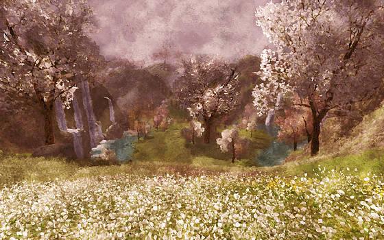 Morning Haze by Erica Horsley