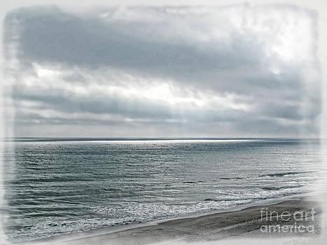 Joan  Minchak - Morning in Cocoa Beach