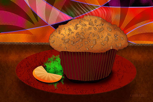 Morning Muffin by Melisa Meyers