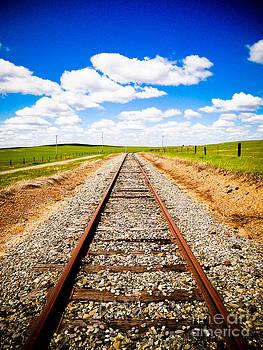 Morning Rail by Dan Julien