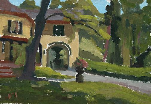 Morse House - Locust Grove by William Noonan