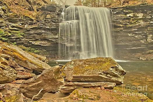 Adam Jewell - Mossy Green Falls