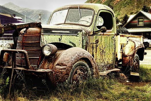 Richard Hinton - Mostly Rust