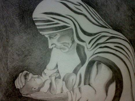 Mother.. by Bharati Subramanian