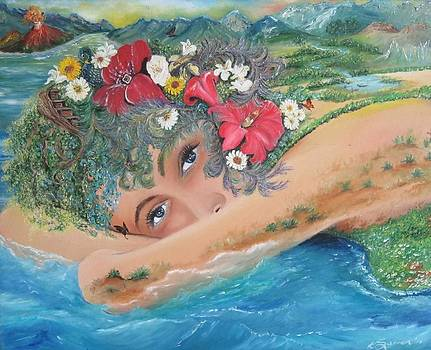 Mother Earth by Karen Longden-Sarron