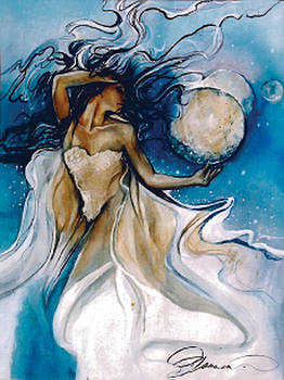 Mother Earth by Patricia Jensen