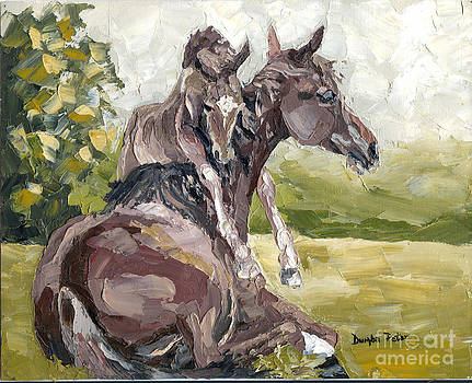 Mother Horse by Dumba Peter