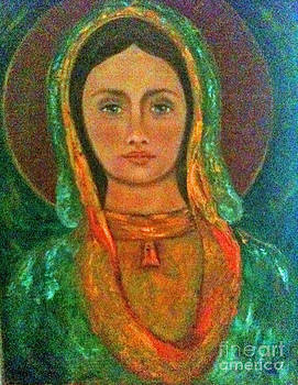 Mother of God by Suzanne Reynolds