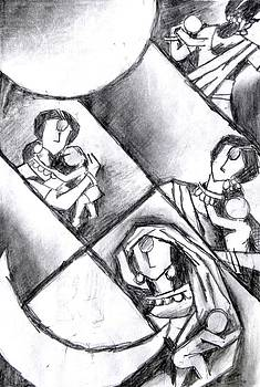Mother Series 1 by Rajendra Bhatodra
