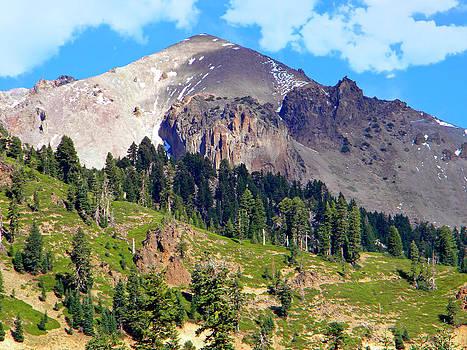 Frank Wilson - Mount Lassen Volcano
