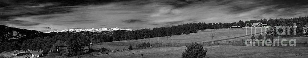 Mount Vernon Colorado by Virginia Furness