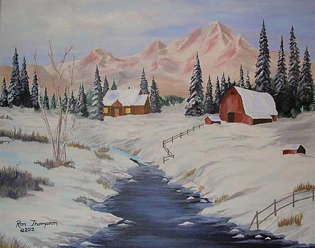 Mountain Home by Ron Thompson