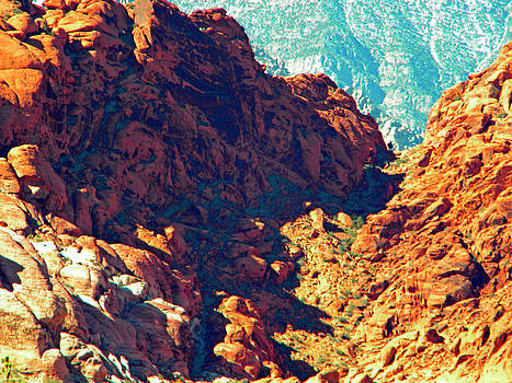 Frank Wilson - Mountain Pass
