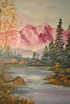 Mountain Retreat by James Higgins
