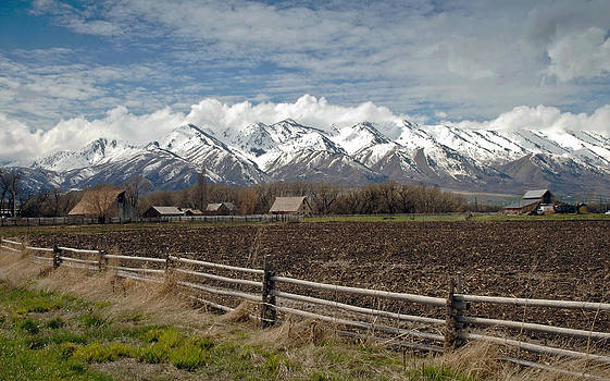 James Steele - Mountains in Logan Utah