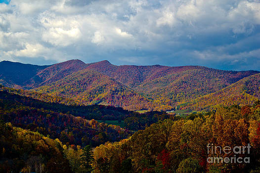 Mountains of Color by Tom Carriker